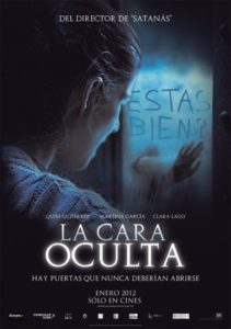 Spanish movie DVD covers