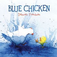 Blue Chicken book cover