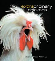 Extraordinary Chickens book cover