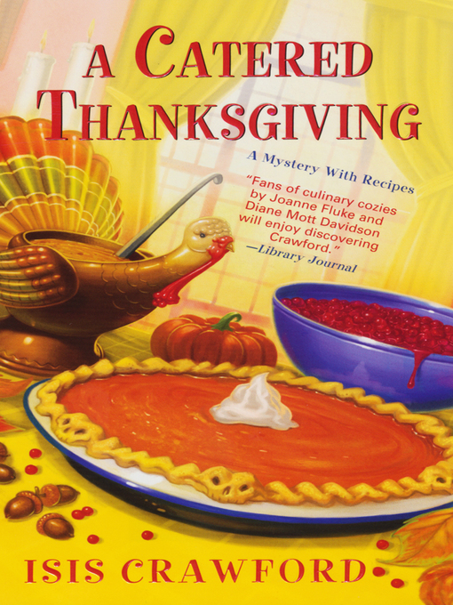 Catered Thanksgiving book cover