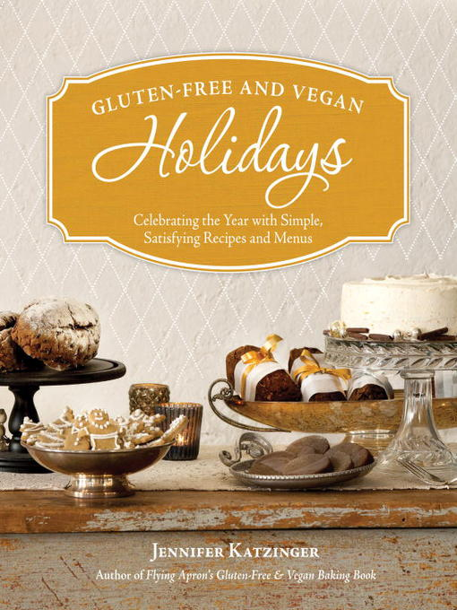 Gluten-Free and Vegan Holidays book cover
