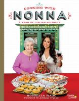 Cooking with Nonna book cover