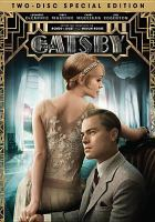 Great Gatsby DVD cover