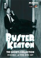 Buster Keaton DVD cover