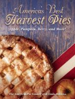 American's Harvest Pies book cover