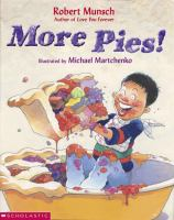 More Pies! book cover