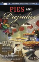 Pies and Prejudice book covers