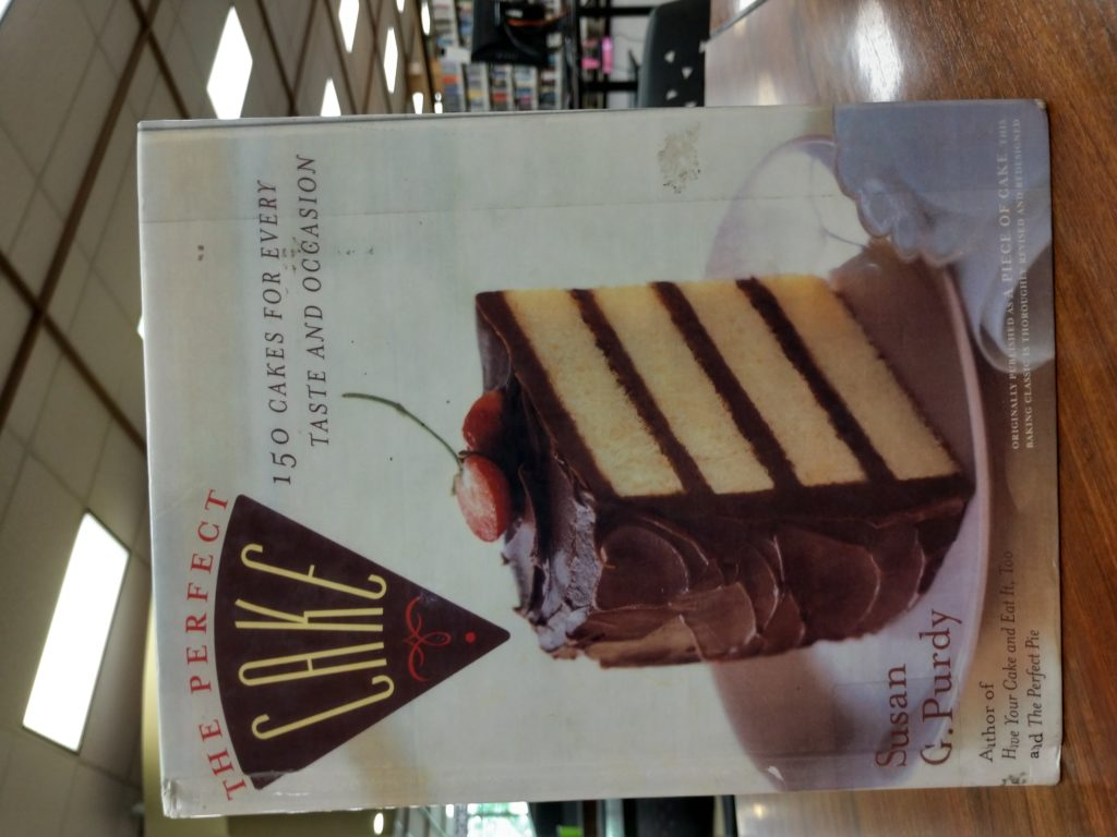 The Perfect Cake book cover