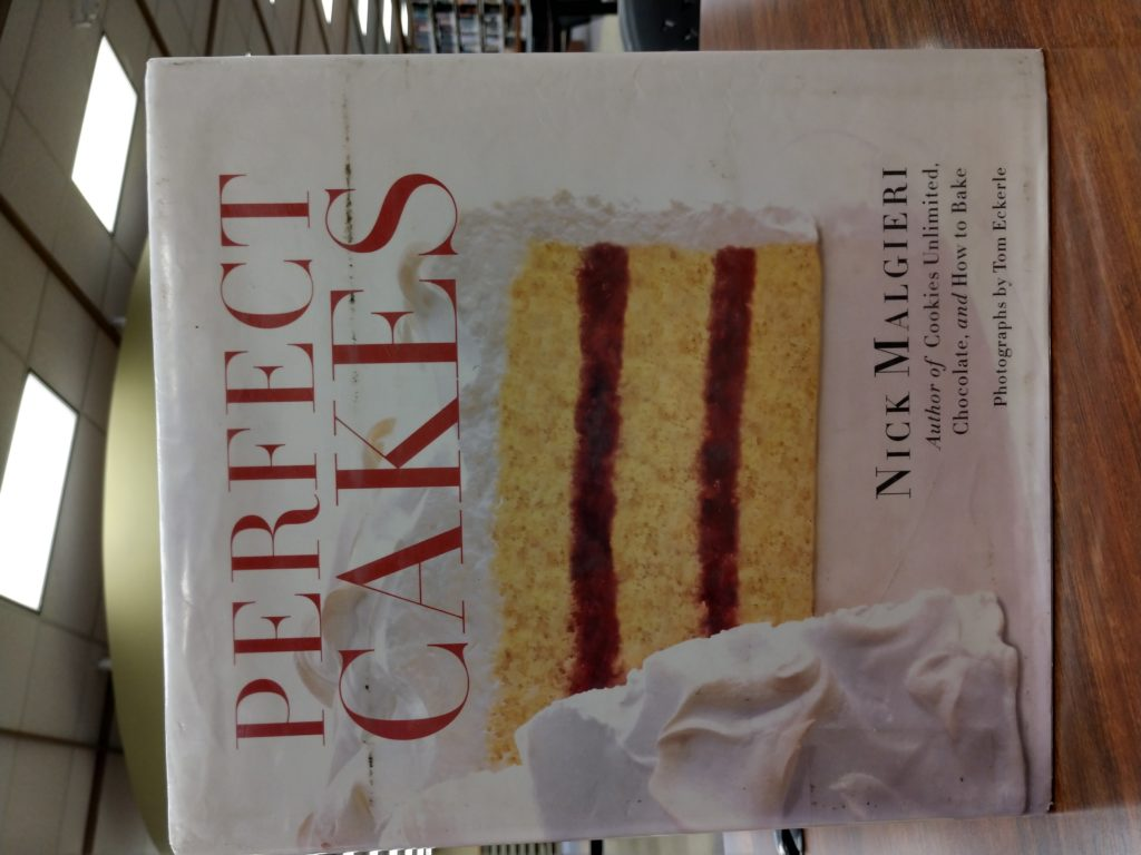Perfect Cakes book cover