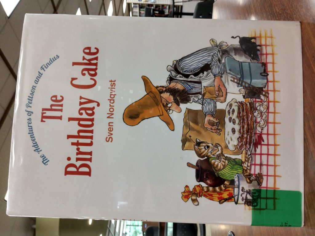 The Birthday Cake book cover