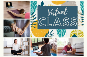 Fall Virtual CLASS Graphic