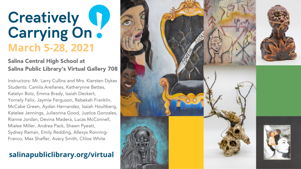 Invitation to Virtual Gallery 708