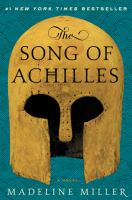 The Song of Achilles book cover