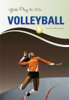 Girls Play to Win Volleyball book cover